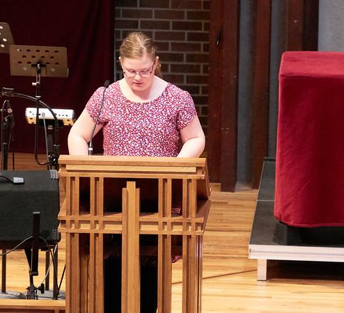 Mountain View UMC 04-03-2016 Confirmation Sunday 10:30 Service