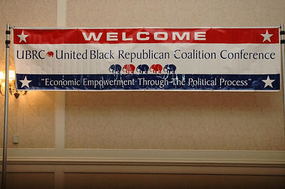 United Black Republican Coalition Conference Friday May 16, 2008