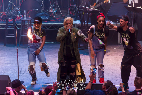 T-Boz & Friends Unplugged @ Avalon Hollywood