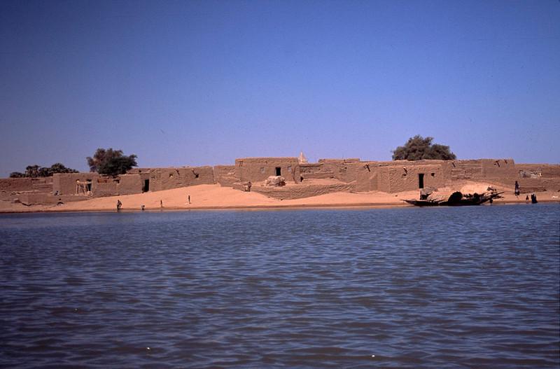 landing for final leg to Timbuktu