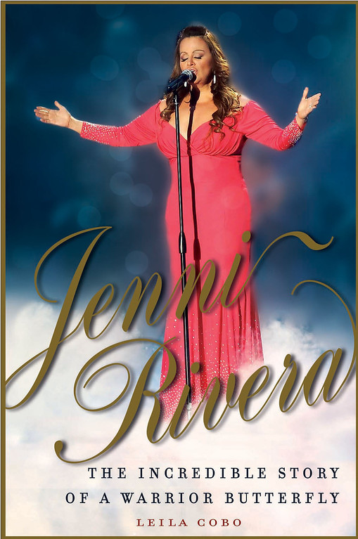 . Cover of the new biography on Jenni Rivera, to be published by C.A. Press/Penguin Group (USA) on April 24, 2013. The wildly popular Mexican-American singer died tragically in a plane crash on Dec 9, 2012. This is the definitive biography detailing Jenni\'s life, music, and discography. Written by Leila Cobo of Billboard Magazine.  (PRNewsFoto/C.A. Press/Penguin Group) THIS CONTENT IS PROVIDED BY PRNewsfoto and is for EDITORIAL USE ONLY**