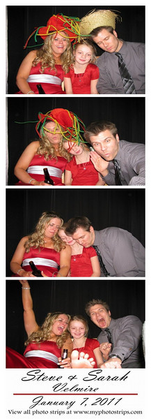 Sarah & Steve (1-7-2011)