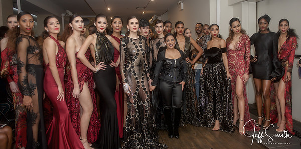 Lisa Nicole Cloud- Elevation Collection (Runway)@ RR of Manhattan