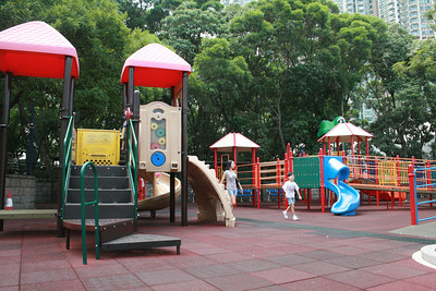 Day 5 - Kowloon Park and HKIA
