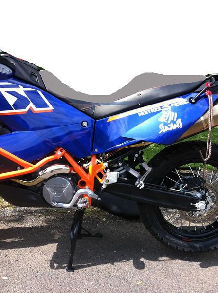 2012 KTM 990 DAKAR