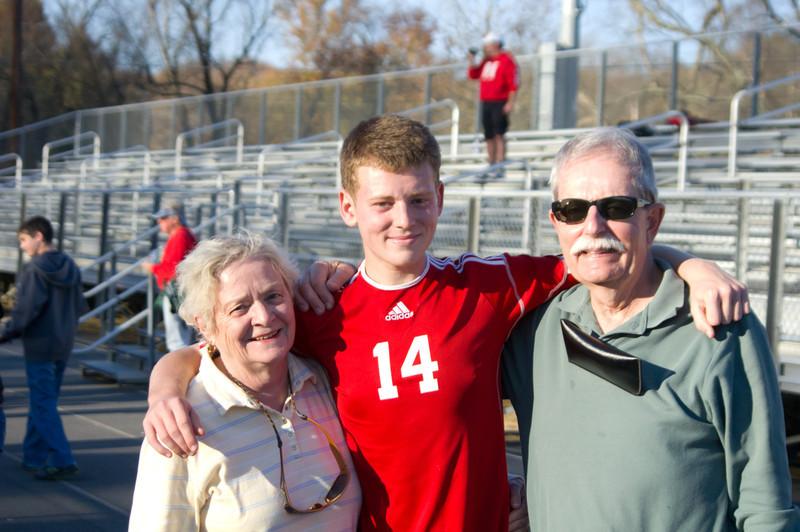 Family, Holidays 2012