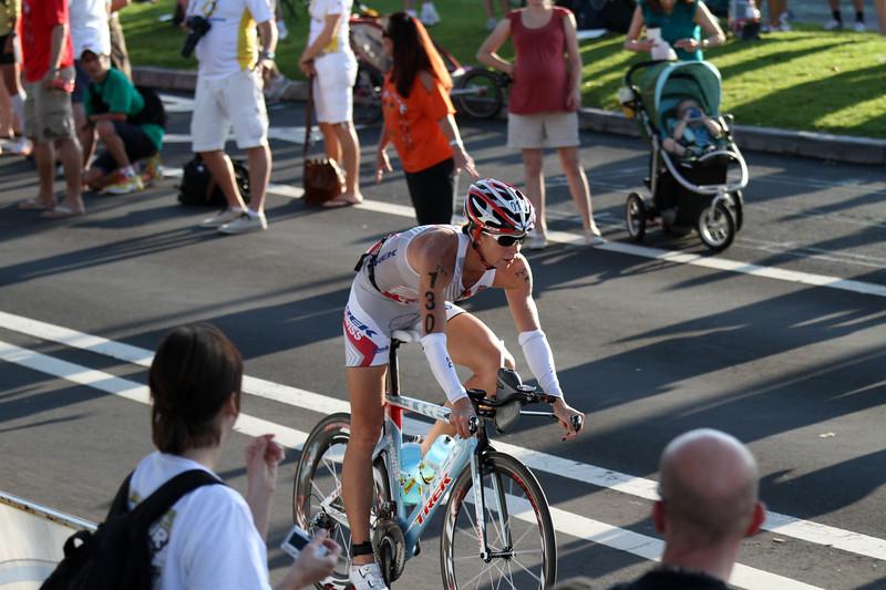 Julie Dibens - Finished 3rd.