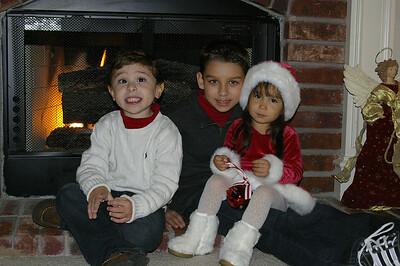 Josh, Matthew & Emma