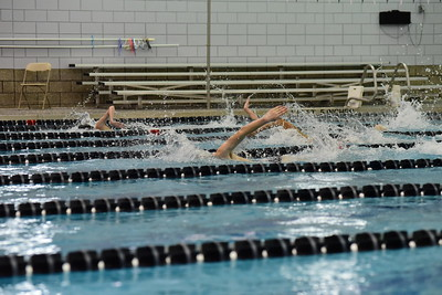 Oswego Boys Swimming and Diving Vs Plainfield No. 2020