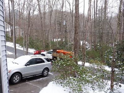 Black Mountain Snow - January 30-31, 2021