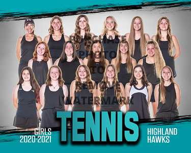 GIRLS TENNIS TEAM AND INDIVIDUAL
