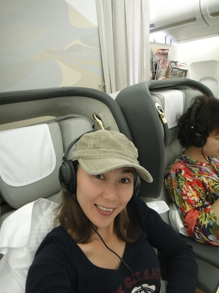 [20101009] Day 10 - BB 1st Class on Emirates Airlines (17).JPG