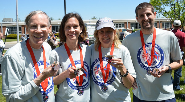 Gettysburg North-South Marathon and Relay