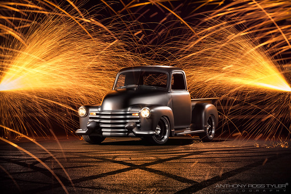 '49 Chevy Truck - Sparks Speed Shop