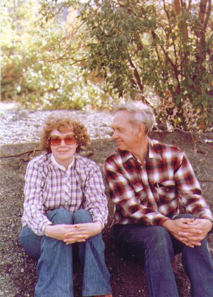 Bonnie & Wayne, Lake Dezadeash, 8-1981 - Copy.jpg