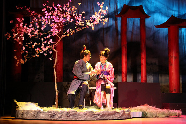 Disney's Mulan Jr. 2012