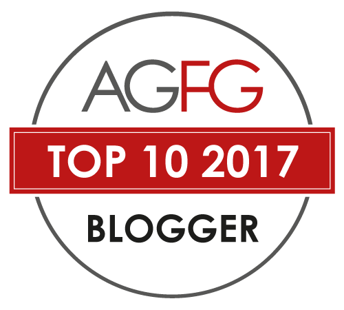AGFG Top 10 2017 Blogger
