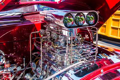 8th Annual Mr Bill's Car Hop Car Show