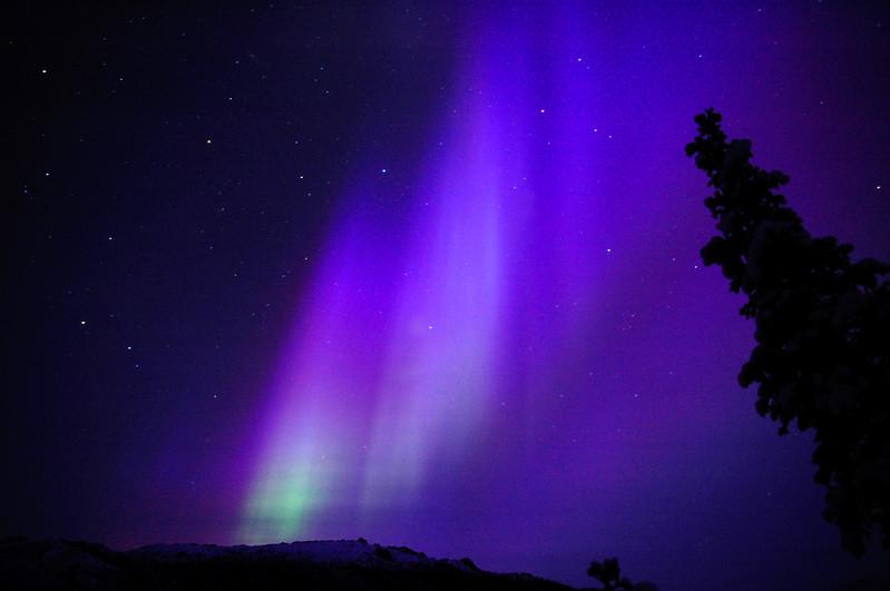 Northern Lights #3, Brooks Range, Alaska
