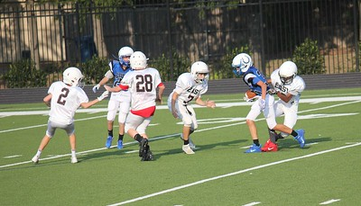 8th Grade B vs Colleyville