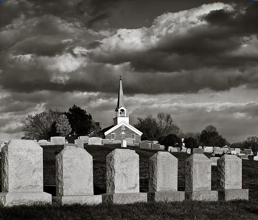 St. Ignatius Church & Cemetery, Maryland