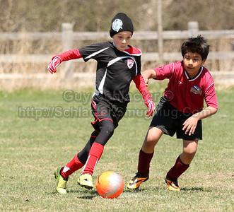 2014 Spring Lincolnshire Lightning Soccer U10