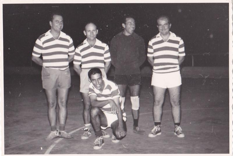?, Ezequiel,  Miguel Martins, ?, ?