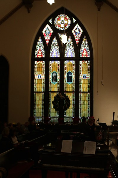 Choir Lessons and Carols Christmas Concert 2019
