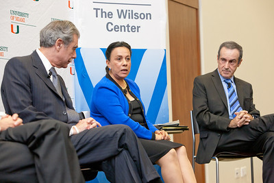 The Wilson Center in cooperation with the UM Global Affairs Lecture Series presents How Immigration is Shaping American's Character in the 21st Century-February 6, 2012