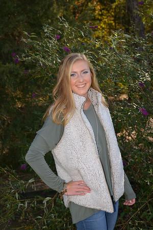 Sarah Overby Senior Portraits