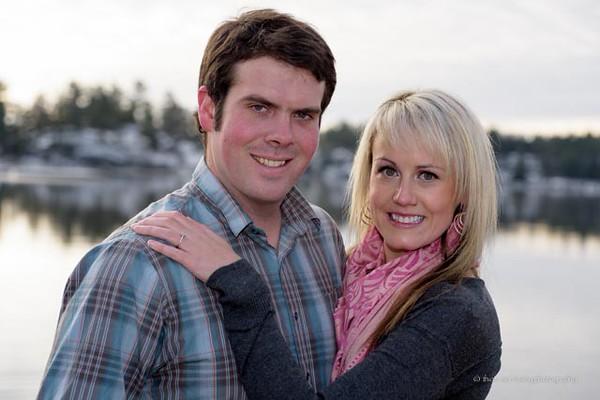 Amanda and Scott