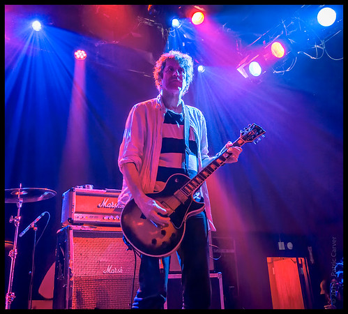 2019-11-05 - Swervedriver at The Independent