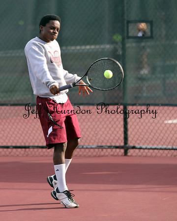 UGHS Tennis 2-14-13