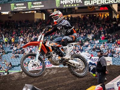2016 Supercross Round 3 - Anaheim