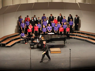 2012 Fall concerts