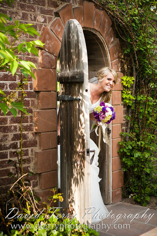 David Terry Photography - First Look - Bridals - Groomals - Secret Garden - Thanksgiving Point Gardens