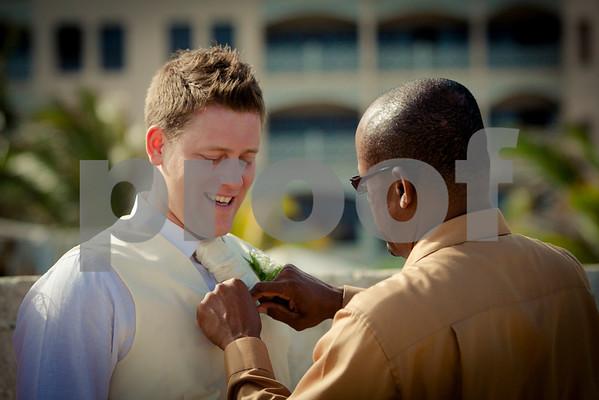 Sarah and Mikes Barbados Wedding