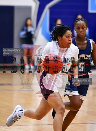 C.D. Hylton @ Colgan Girls Varsity Basketball 12-20-19