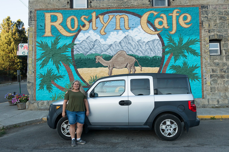 Made it to Roslyn/Cicely