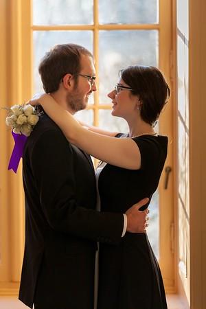 Daniel and Caroline's Wedding