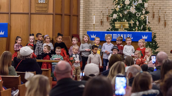 2018 Jaxon Christmas Program