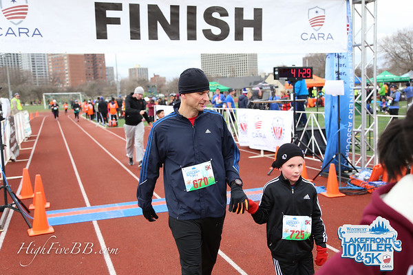 5k Finish Part 3
