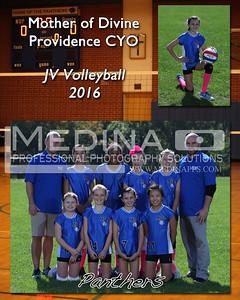 MDPCYO JV A Team Photos