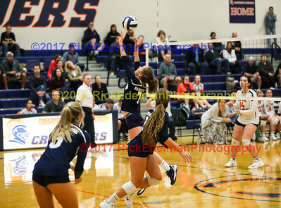 Bainbridge Island vs Eastside Catholic Varsity Volleyball