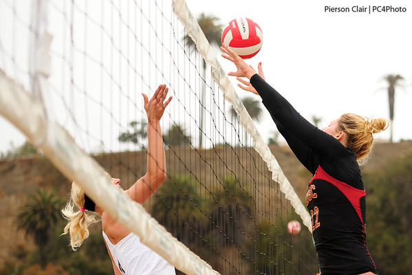 USC Sand Volleyball - 2012 Tourney - Friday