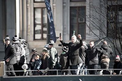 Eagles Parade 2018