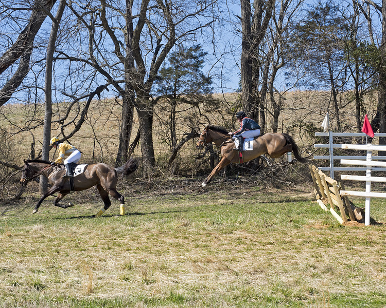 Rappahannock Hunt Point to Point March 7, 2020