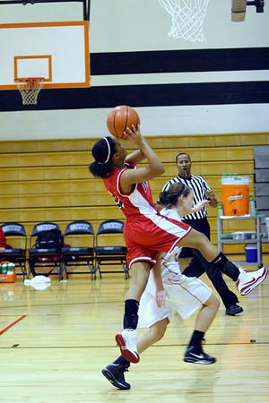 Legacy Girls JV Basketball vs Mesquite