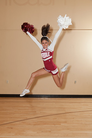 Riverdale Cheerleading 2011
