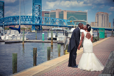 Introducing....Mr. and Mrs. Hall